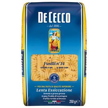 【FOOD de WINE】ディ・チェコ フィシリ 500g / ディ・チェコ(DE CECCO FUSILLI) 0ml