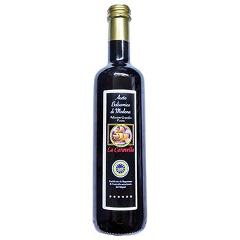 【FOOD de WINE】カラベラ カラベラ バルサミコ 500ml / ボーアンドボン(La Caravella Balsamic)