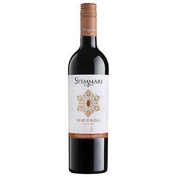 ワイン ステマッリ ネロ・ダヴォラ / ノジオ(STEMMARI NERO d'AVOLA) イタリア 赤 ミディアムボディ 750ml