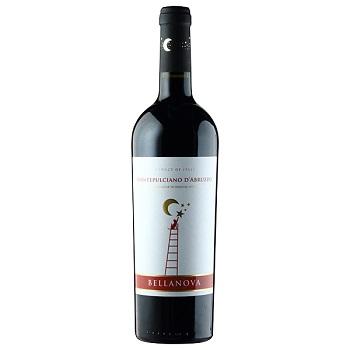 ワイン ベラノーヴァ モンテプルチアーノ・ダブルッツオ / サン・マルツァーノ(Bellanova Montepulciano d'Abruzzo) イタリア 赤 ミディアムボディ 750ml