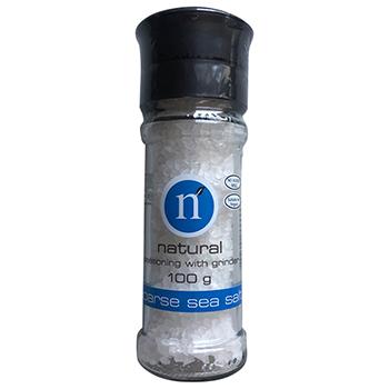 【FOOD de WINE】ナチュラルハーブ&スパイス シーソルト 100g / イオンリテール(Natural Herb &Spice Sea Salt) 0ml
