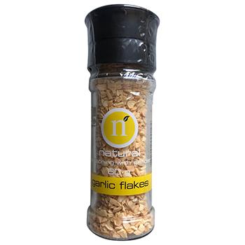 【FOOD de WINE】ナチュラルハーブ&スパイス ガーリックフレーク 60g / イオンリテール(Natural Herb &Spice Garlic Flake) 0ml