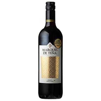ワイン マルケス デ テナ ティント / マルケス デ テナ(MARQUES DE TENA Finest Selection Vino Tinto) スペイン 赤 ミディアムボディ 750ml