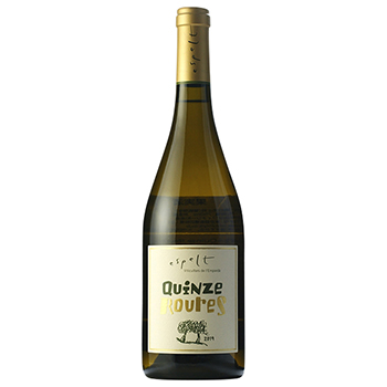 ワイン 2016 キンセ・ロウレス / セラー・エスペルト(Quinze Roures 2016) スペイン 白 辛口 750ml