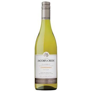 ワイン ジェイコブス・クリーク シャルドネ(Jacob's Creek Chardonnay ) オーストラリア 白 辛口 750ml