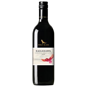 ワイン ウルフブラス・イーグルホーク・カベルネ・ソーヴィニヨン(WOLF BLASS EAGLEHAWK CABERNET SAUVIGNON) オーストラリア 赤 ミディアムボディ 750ml