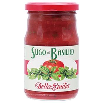 【FOOD de WINE】ベラエミリア トマトバジル 290g / nakato(Bella Emilia Tomato &Basil) 0ml