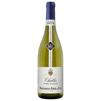 ワイン ブシャール・エイネ・エ・フィス シャブリ プルミエ クリュ ヴァイヨン / ブシャール・エイネ・フィス(BOUCHARD AINE ET FILS CHABLIS 1ER CRU VAILLONS) フランス 白 やや辛口 750ml