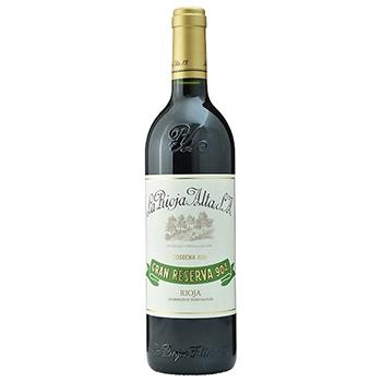 ワイン 2010 ラ・リオハ・アルタ リオハグランレセルヴァ904 / ラ・リオハ・アルタ ◎(LA RIOJA ALTA RIOJA GRAN RESERVA 904 2010 ◎) スペイン 赤 フルボディ 750ml