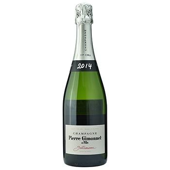 シャンパン スパークリング ワイン 2014 ピエール・ジモネ ブリュットガストロノーム / ピエール・ジモネ(PIERRE GIMONNET BRUT GASTRONOME 2014) フランス 白泡 辛口 750ml