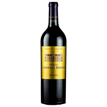 ワイン 2018 シャトー・カントナック・ブラウン / シャトー・カントナック・ブラウン(Chateau CANTENAC BROWN 2018) フランス 赤 フルボディ 750ml