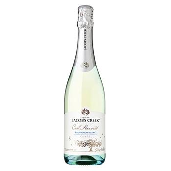 ジェイコブス クリーク クール ハーベスト スパークリング ソーヴィニヨンブラン(Jacob's Creek Cool Harvest Sparkling Sauvignon Blanc) (750ml)